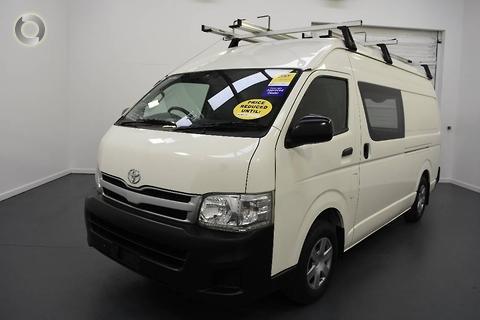 Toyota Hiace 2010