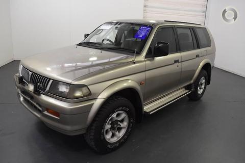 Mitsubishi Challenger 1998