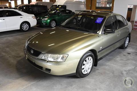Holden Commodore 2003