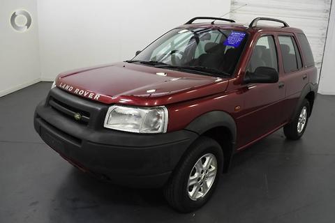Land Rover Freelander 2001