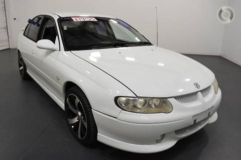 Holden Commodore 2001