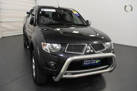Mitsubishi Triton 2014