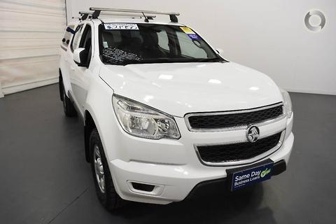 Holden Colorado 2012