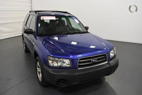 Subaru Forester 2004