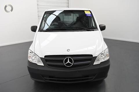 Mercedes-Benz Vito 2012