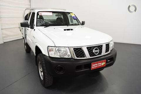 Nissan Patrol 2012