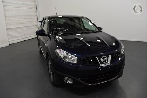 Nissan Dualis 2012