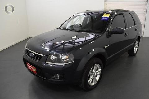 Ford Territory 2010