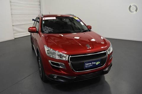 Peugeot 4008 2013
