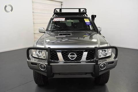 Nissan Patrol 2008