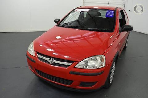 Holden Barina 2005