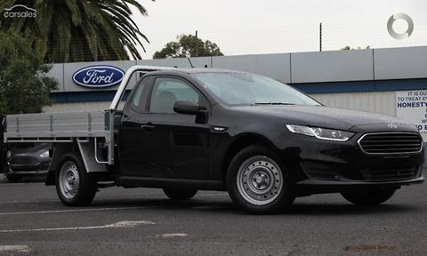 Ford Falcon Ute 2015