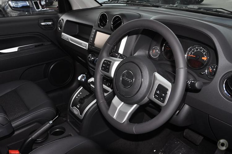 2015 Jeep Compass North Auto MY15