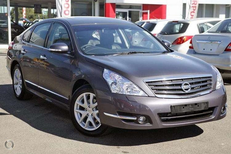2011 NISSAN MAXIMA 350 X-TRONIC TI J32 Constantly Variable. 6 Cylinder, 5 Seats. Located at: VIC 3083