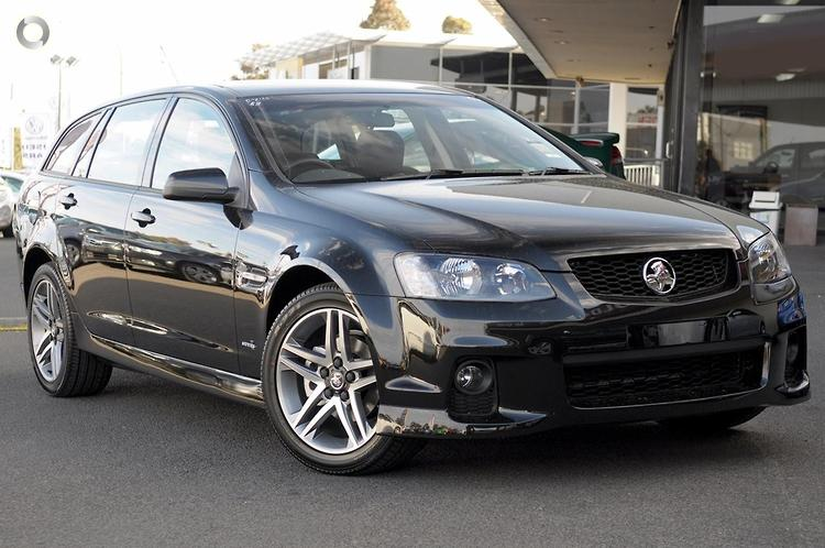 2011 HOLDEN COMMODORE SV6 SPORTWAGON VE Series II Semi-Automatic