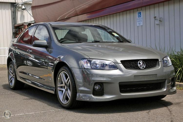 Holden Commodore Ve Sv6. 2011 HOLDEN COMMODORE SV6 VE