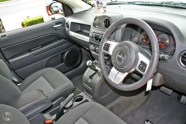 2016 Jeep Compass Sport Auto MY16