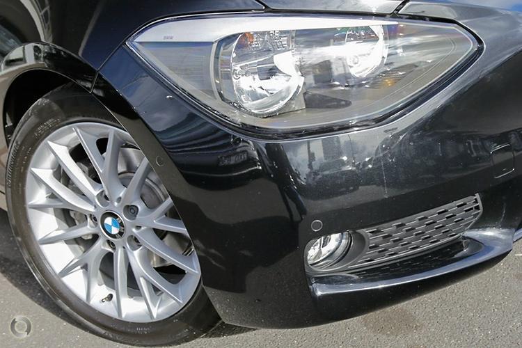2014 BMW 118i F20 Auto MY14