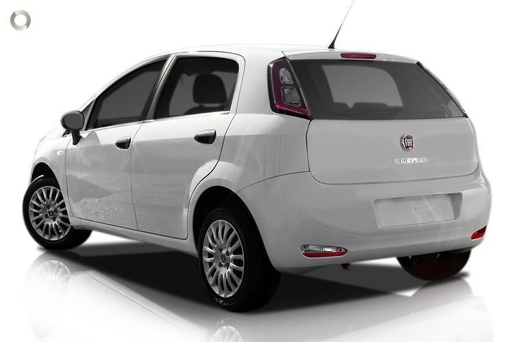 Fiat Punto Pop White 2014 Fiat Punto Pop Manual