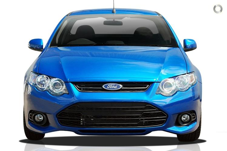 2014 Ford Falcon Ute FG MkII XR6 Sports Automatic (Oct. 2012)