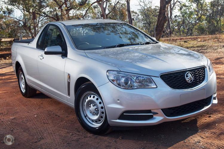 2014 Holden Ute VF MY14 Sports Automatic