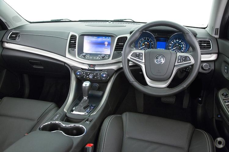 2014 Holden Commodore VF International MY14 Sports Automatic