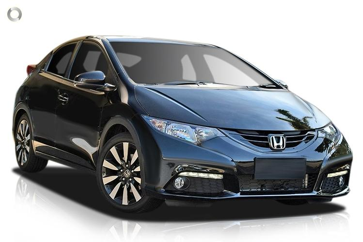 2014 Honda Civic 9th Gen VTi-LN MY14 Sports Automatic