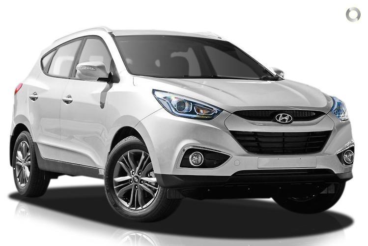 2014 Hyundai ix35 Series II SE MY15