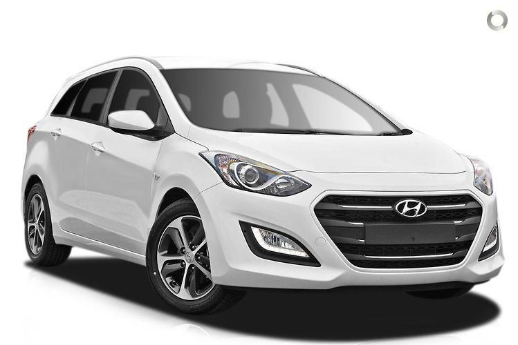 2015 Hyundai i30 GDe4 Series II MY16 Dual Clutch Transmission