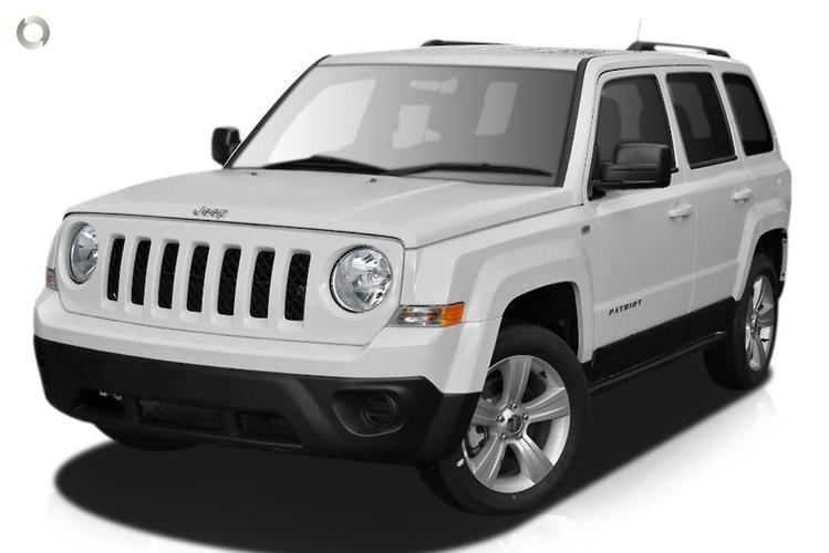 2016 Jeep Patriot Sport Manual 4x2 MY16