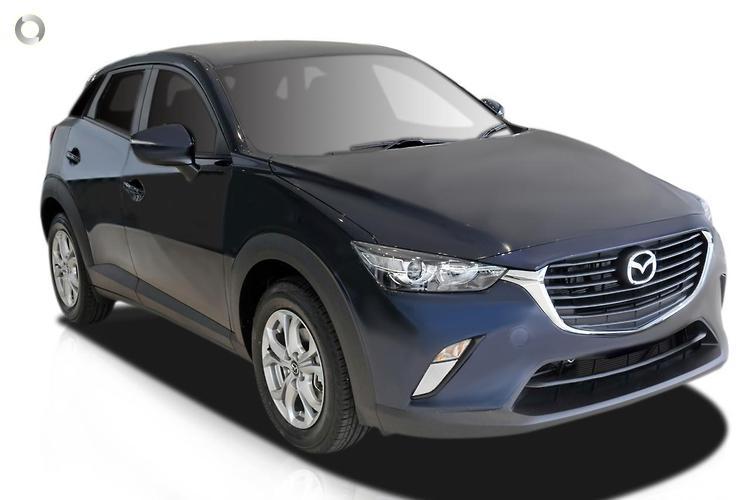 2015 Mazda CX-3 DK Maxx SKYACTIV-Drive (Jan.)