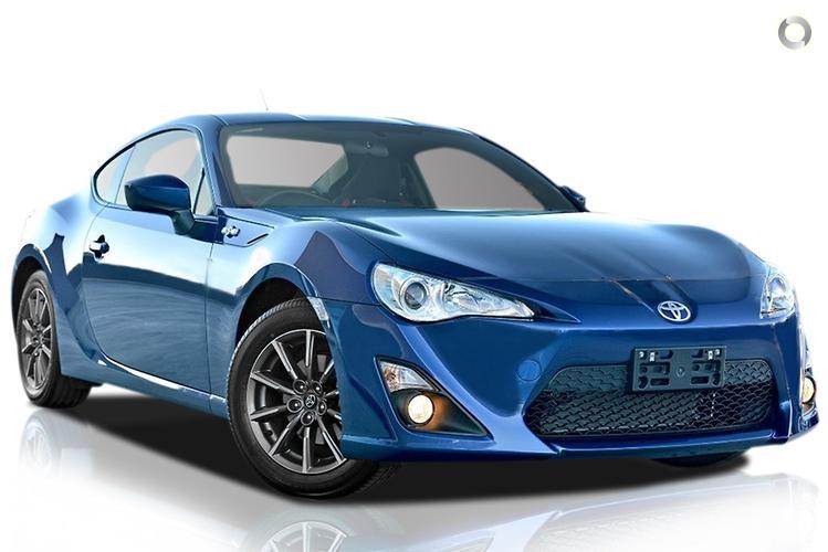 2013 Toyota 86 ZN6 GT Sports Automatic (Jun. 2012)