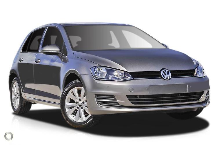 2015 Volkswagen Golf 7 92TSI Comfortline MY16 Direct-Shift Gearbox