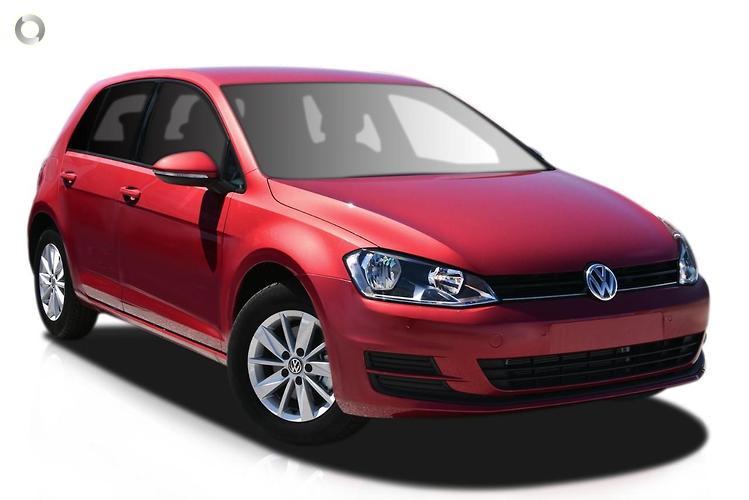 2016 Volkswagen Golf 7 92TSI Trendline MY16 Direct-Shift Gearbox