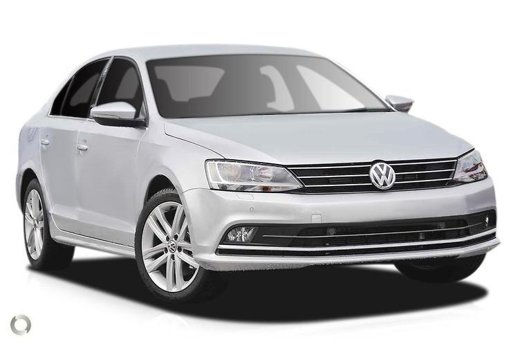 2015 Volkswagen Jetta 1B 118TSI Highline MY15 Direct-Shift Gearbox