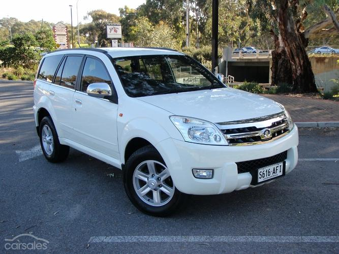 Great Wall s new Steed trots in - motoring.com.au