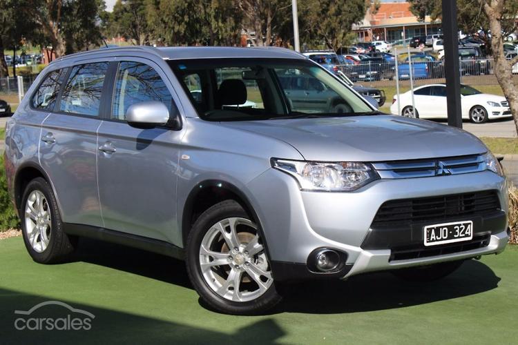 Mitsubishi Outlander Aspire Premium 2013: Road Test - motoring.com.au