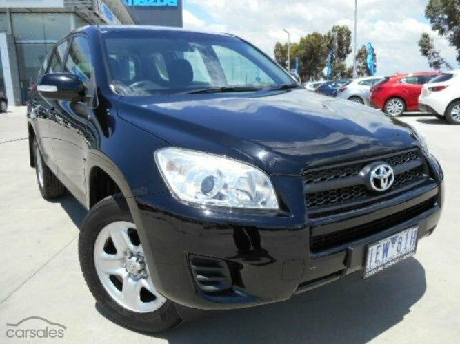 toyota recalls rav4 for rear suspension check motoring. Black Bedroom Furniture Sets. Home Design Ideas