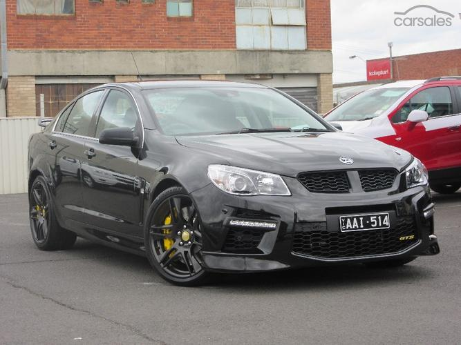 HSV stands for Holden Special Vehicles 1
