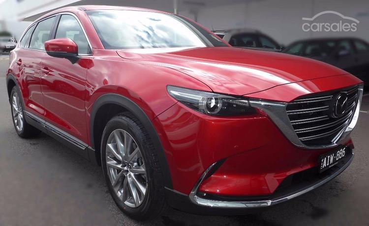 New Mazda Cx 9 Arrives Motoring Com Au