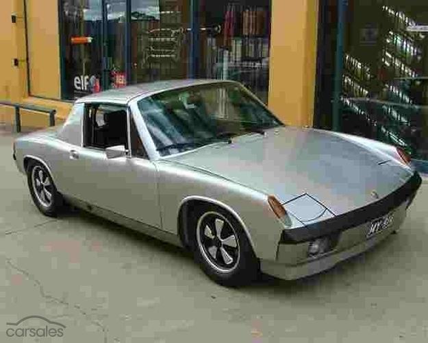 Image: Porsche 914