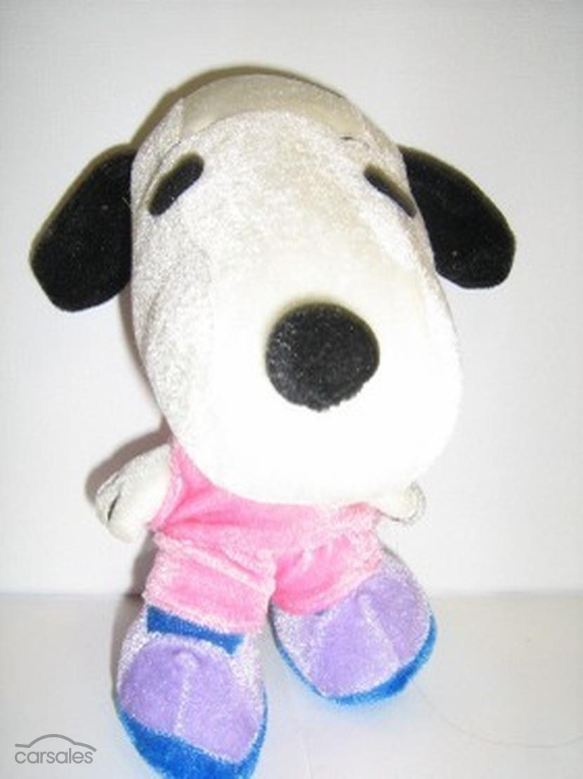 Adorable Snoopy Plush Average 20cm Quicksales Com Au