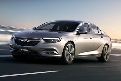 Original Revealed 2018 Holden Commodore  Car Reviews News