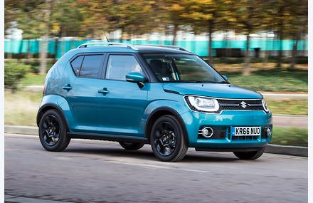 suzuki ignis 2017 review car reviews news advice red book. Black Bedroom Furniture Sets. Home Design Ideas