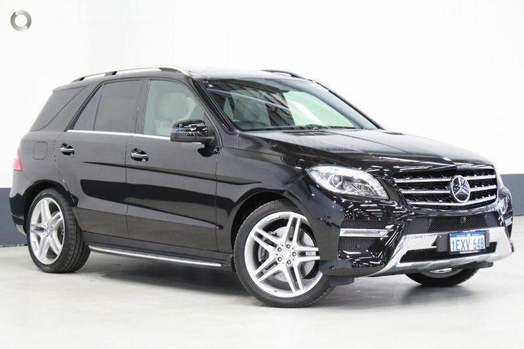 2014 mercedes benz ml500 auto 4x4 cars for sale in wa for Mercedes benz ml500 for sale