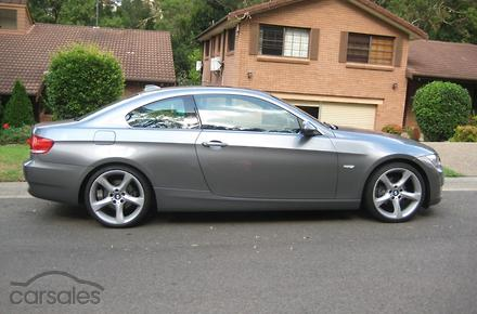 2007 bmw 325i e92 coupe private cars for sale in nsw. Black Bedroom Furniture Sets. Home Design Ideas