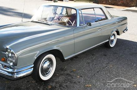 1965 mercedes 220se w111 coupe private cars for sale in for 1965 mercedes benz 220se for sale